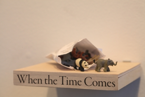 When the time comes - A group of landscape works from The Curiosity Box當時刻來臨 - 好奇盒裡一些關於風景的創作