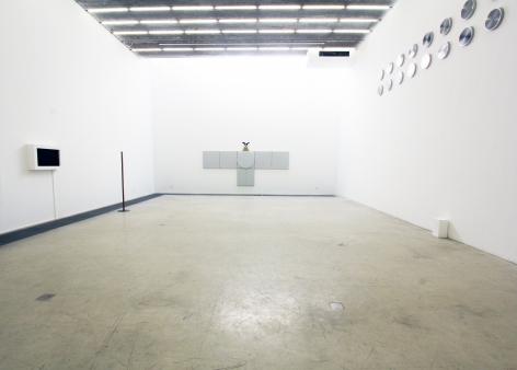 Labor and TimeInstallation view