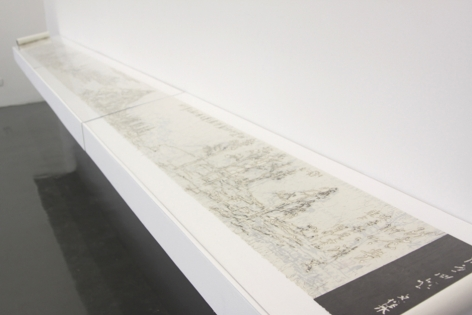 3,720:Recent Works by Wang TiandeInstallation view