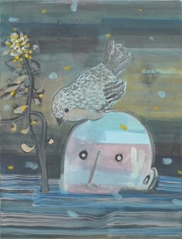 Floating on River 河上浮沉, 2017