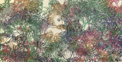 Lao Tongli 劳同丽 (b. 1982), Desire of Libido No.2, 丽比多之欲 – 02号