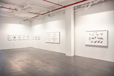 Guo Hongwei:Painting is Collecting IIIInstallation view
