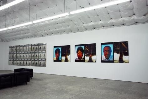 Song Dong & Rong Rong, Installation view