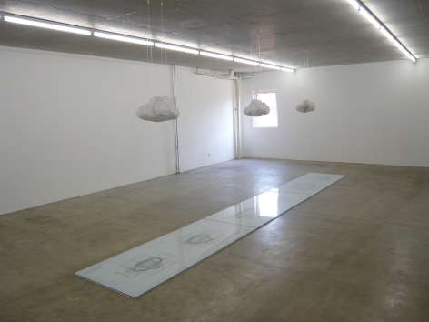 NET, Installation view