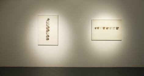 Things: Recent Works by Guo Hongwei, Installation view