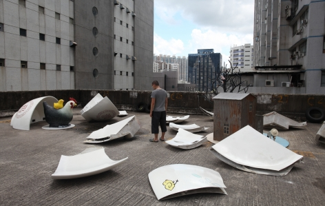 Being disappeared -Disappeared Hong Kong Art (3)被消失-消失的香港藝術 (三)