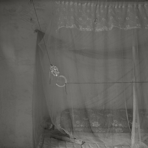 Odes of Wei I – Bed Curtain 卫风I – 喜字帐, 2010