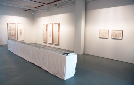 3720, Installation View of Exhibition