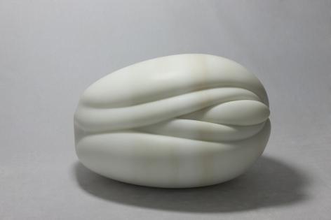Turnip萝卜 2012 White marble汉白玉