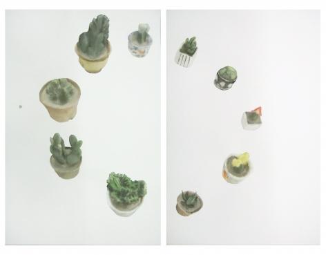Cactus No. 4ä»™äººæŽŒ4a, 2009