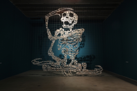 Big Skeleton 大骨架, 2016