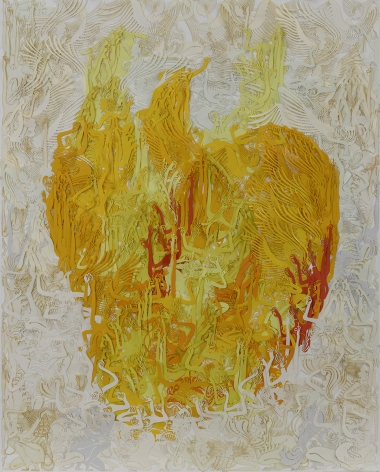 Wu Jian'an 邬建安 (b. 1980), Heart Energy No. 1 心性能量之一, 2015