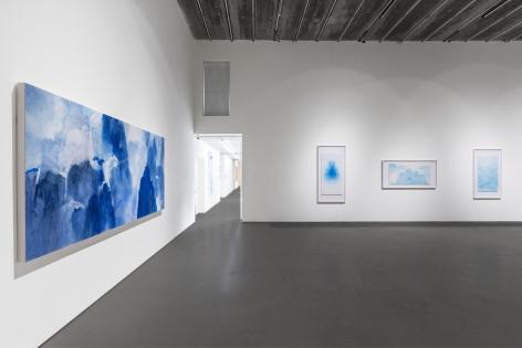 Wang Gongyi: Painting Degree ZeroInstallation view