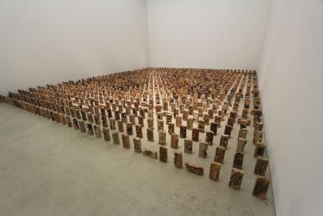Wu Jian'an: Ten Thousand Things, Installation view