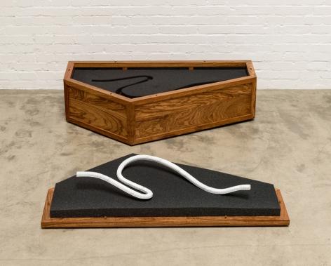 Rebar Casket and Marble Rebar - 4 大理石钢筋与盒子-4, 2014