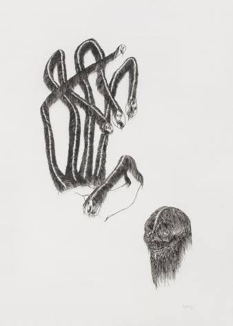 Wu Jian'ané'¬å»ºå®‰(b. 1980), Capturing Solitary Hillæ‰æ•å¤å±±, 2014