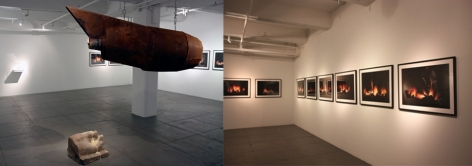 CO 2008 , Installation view