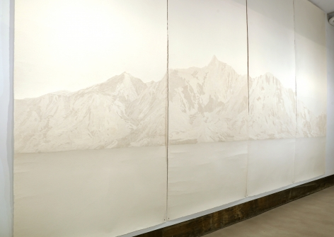 Fu Xiaotong: Land of SerenityInstallation view
