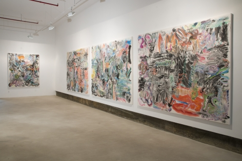 Wu Jian'an: Ten Thousand Things, Installation view