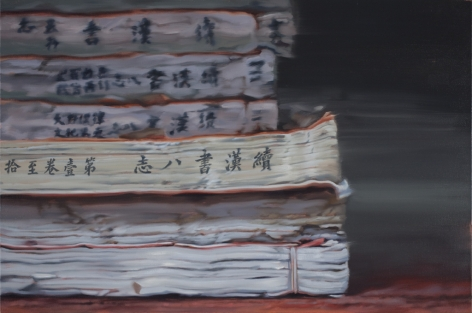 Xiaoze Xie 谢晓泽 (b. 1966), Chinese Library No. 48 (History of Han Dynasty), 2012