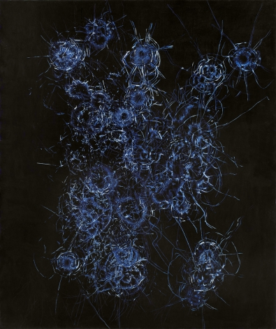 Zhao Zhao 赵赵 (b. 1982), Constellations No.1星空 No.1, 2013