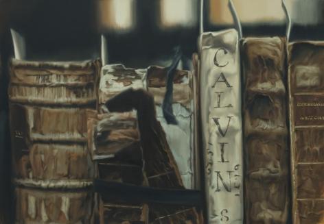 Thomas Fisher Rare Book Library, University of Toronto No. 4 (Calvin) 多伦多大学费雪珍稀书籍图书馆 #4 (卡尔文), 2015