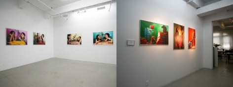 Feverish Unconscious: The Digital Culture in Contemporary China, Installation view