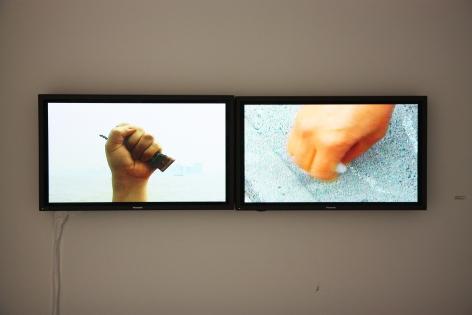 Yin Xiuzhen:Works: 1994 - 2008Installation view
