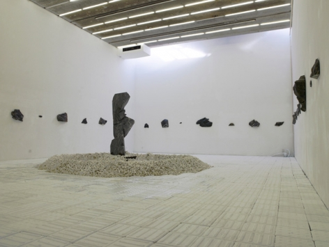 Mochou: Recent Works by Qiu Zhijie, Installation view