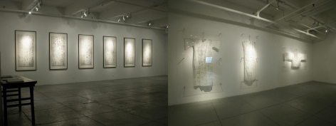 Made by Tiande, Installation view