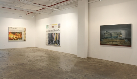 Multiple PerspectivesInstallation view