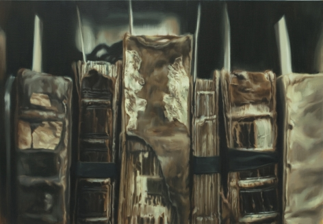 Thomas Fisher Rare Book Library, University of Toronto No.2 多伦多大学费雪珍稀书籍图书馆 #2, 2015