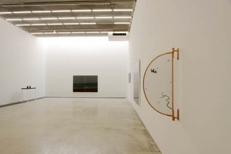Mi Lou: Recent Works by Hong LeiInstallation view