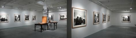 Liu Li Tun, Installation view