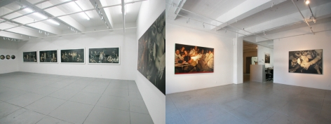 One to One: Visions-Recent Photographs from China, Installation view