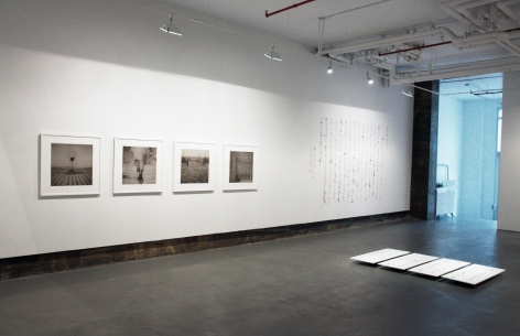 Origins: Cui Fei and Taca SuiInstallation view