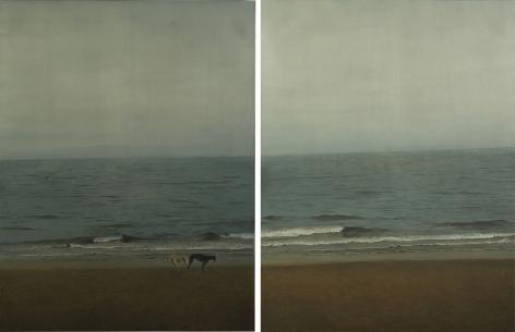 Tilted Ocean 倾斜的大海, 2012