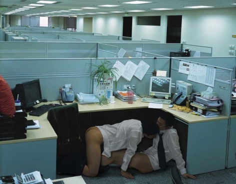 I Fuck Me-Office, 2005
