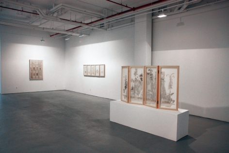 When Dust Settles: Recent Works by Su ZhiguangInstallation view