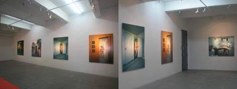 Naked Lunch, Installation view