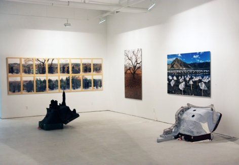 Yin Xiuzhen: Works: 1994 - 2008Installation view
