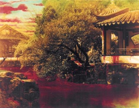 Chinese Landscape, Zhuozheng Garden, Suzhou III 中国风景-苏州拙政园 III, 1998