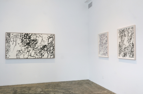 Wang Dongling: Poetry and PaintingInstallation view