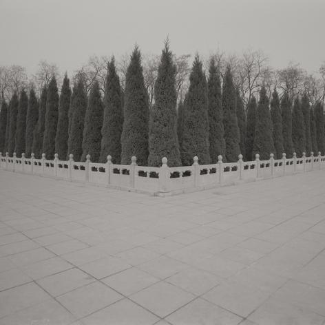 Odes of Ya and Song II – Temple of Rain 雅•颂II – 舞雩, 2012