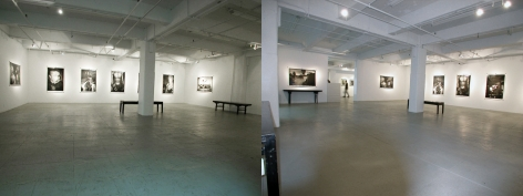 Rong Rong's East Village, Installation view