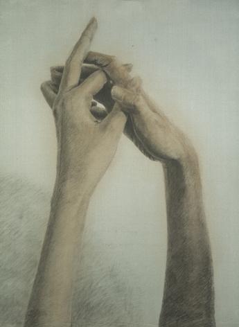 Botticelli- Hands 波提切利的手, 2012