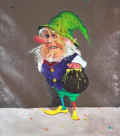 Water Gnome 池中水妖, 2014