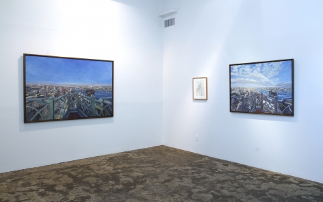The Jardine Matheson Commission and City ViewsInstallation view