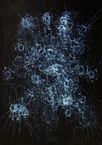 Zhao Zhao 赵赵 (b. 1982), Constellations No.4æ˜Ÿç©º No.4, 2014