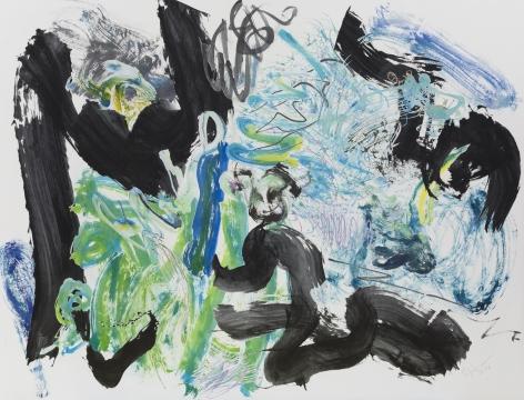 Wu Jian'an 邬建安 (b. 1980), 500 Brushstrokes #18 五百笔 #18